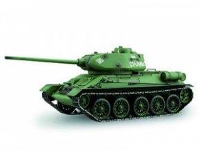 RC TANK T-34/85 airsoft, kouř, zvuk