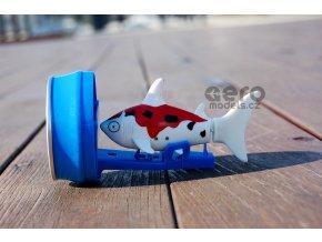 RC Robo ryba shark, vodní