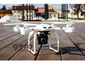 MJX X101 RC dron s Online přenosem + záznamem na microSD kartu