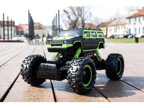 Hummer Truck Maistro Rock Crawler, který zdolá každou překážku