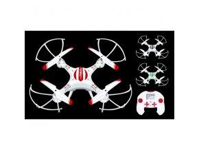 rc quadrocoptera dron na diaľkové ovládanie 360
