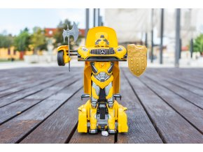 Rastar: GT3 Transformer 1:14 - žlutý