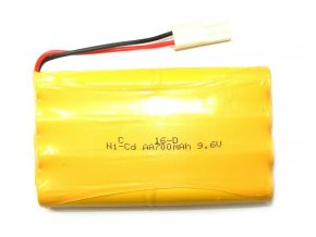 Batéria 700mAh 9.6V Ni-Cd
