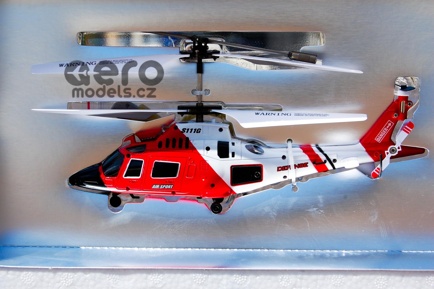 Rc vrtulník Syma S111G