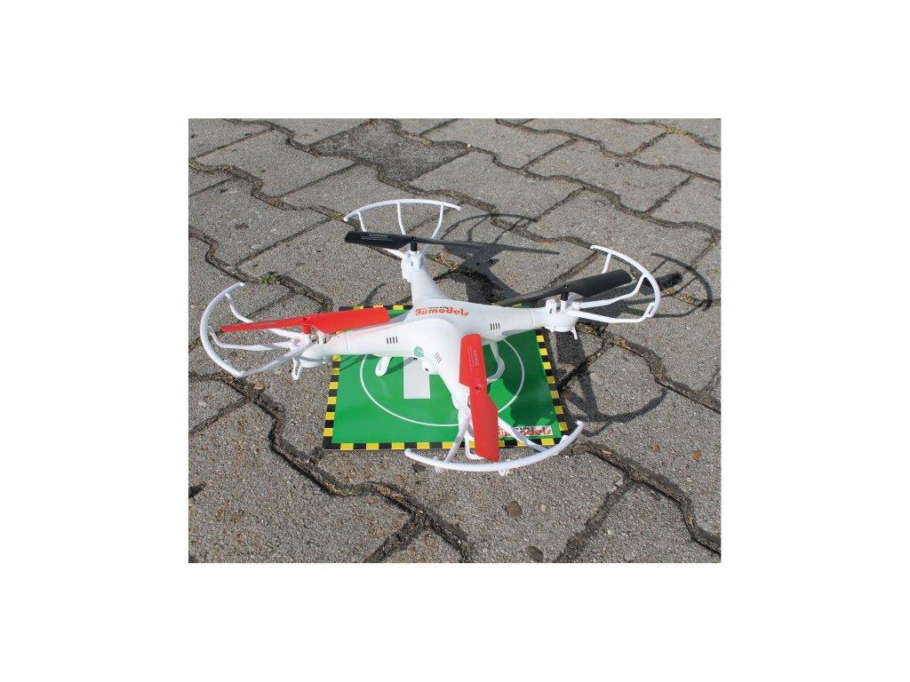 RC modely, RC vrtulníky, RC auta, na dálkové ovládání- Heliport - přistávací plocha PRO HELIKOPTÉRY