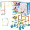 Slamková stavebnice pro děti - BOX 640