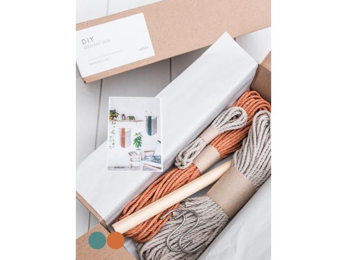 DIY kreativní sada | Macramé Linea