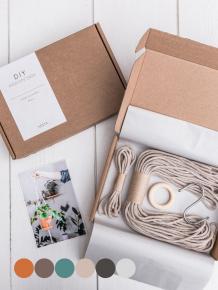 DIY kreativní sada | Závěs na kvítka Basic