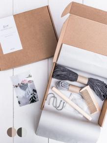 DIY kreativní sada | Macramé Tutti