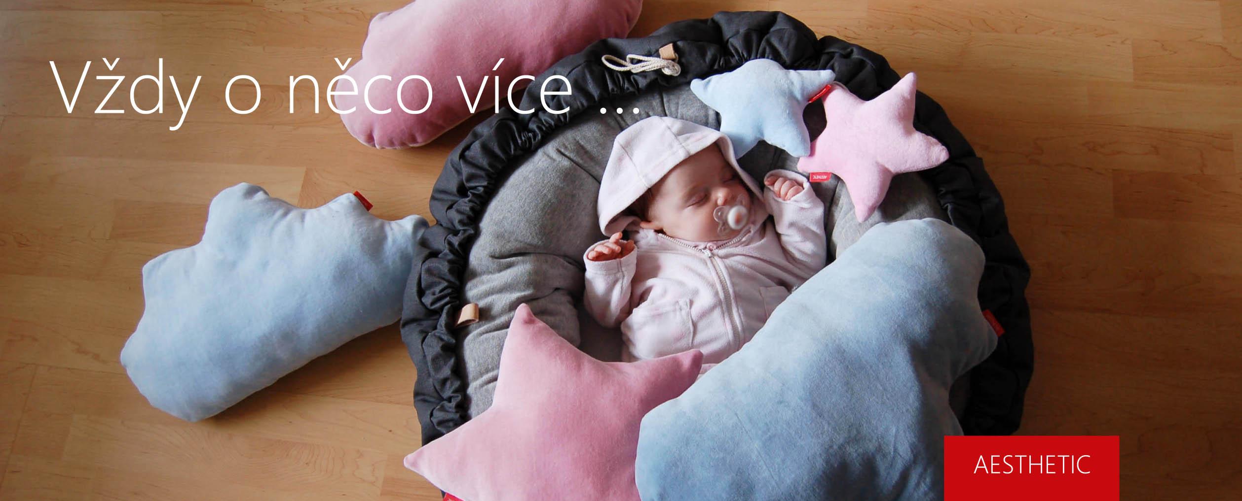Hnízdo pro miminka