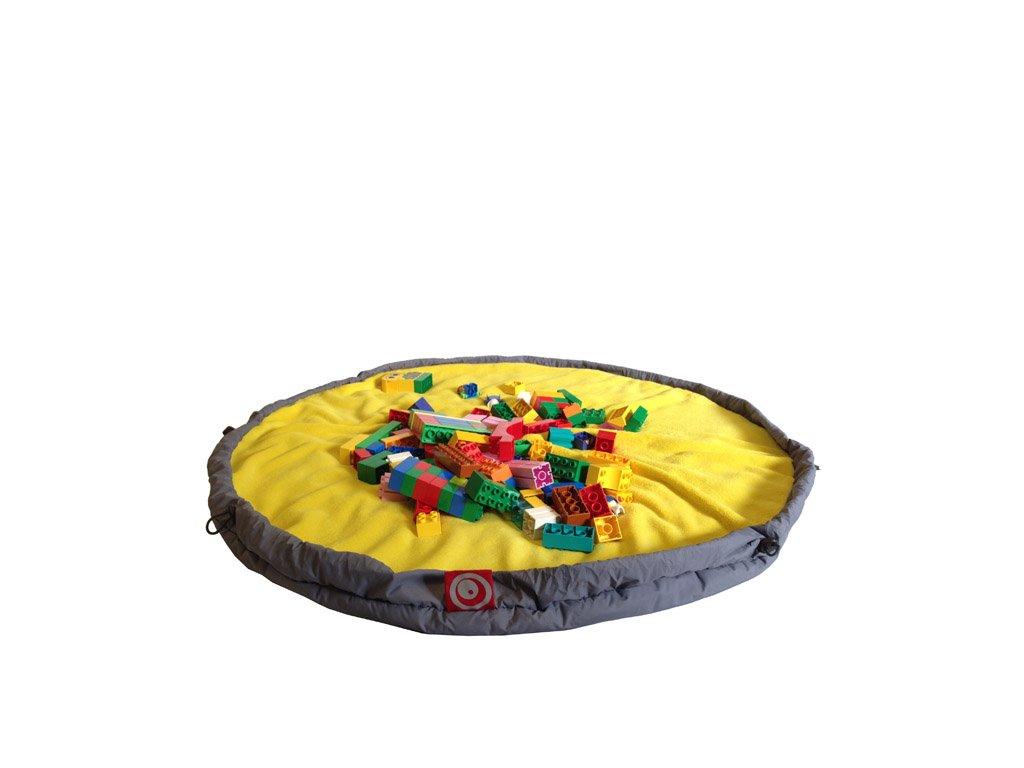aesthetic hraci kruh vak rozlozeny zluta 640
