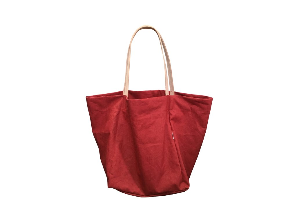 aesthetic taska lnena xxl cervena 640