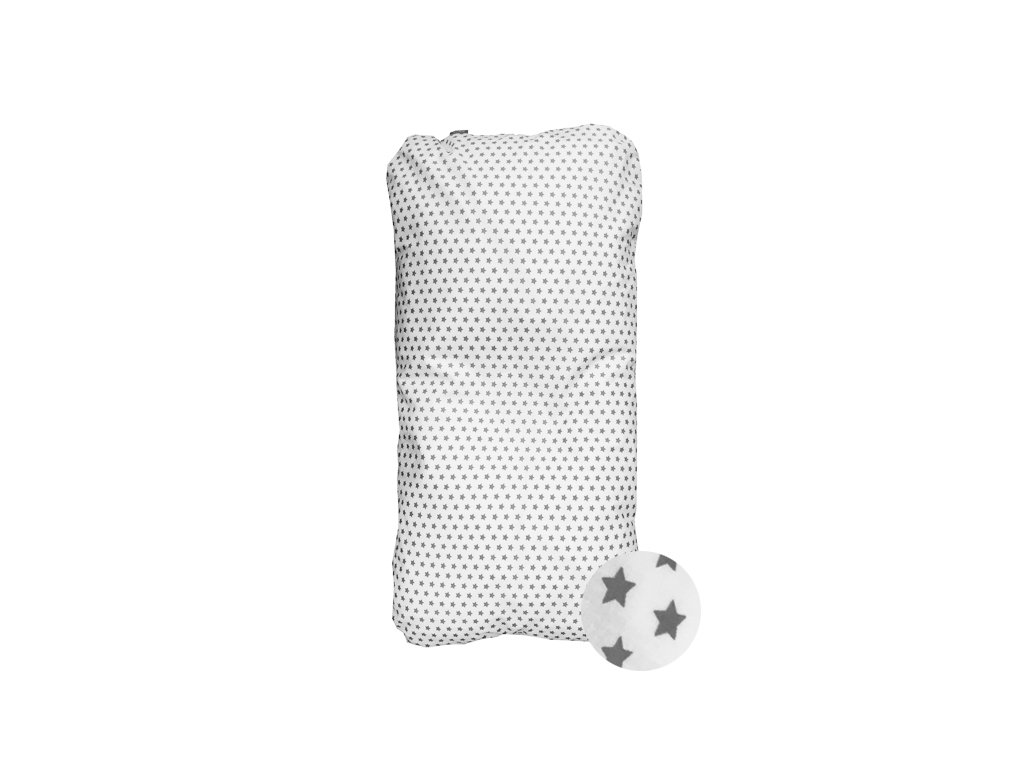 aesthetic perove hnizdo povlak šeda hvezda na bile 640 vzor