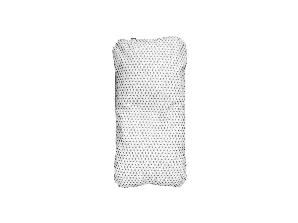 aesthetic perove hnizdo povlak šeda hvezda na bile 640