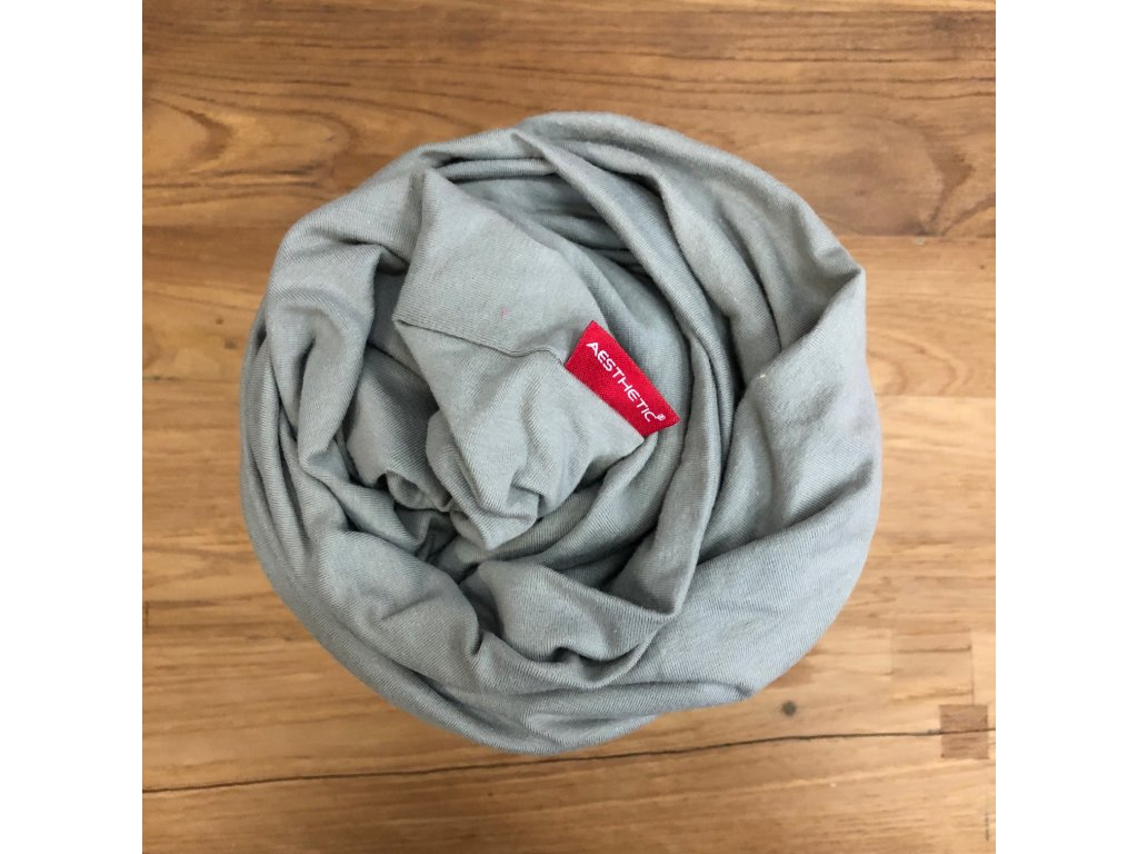 Prostěradlo do dětské postýlky - hnědo šedá - bavlněný úplet s elastanem 60x120 cm, MIX barev