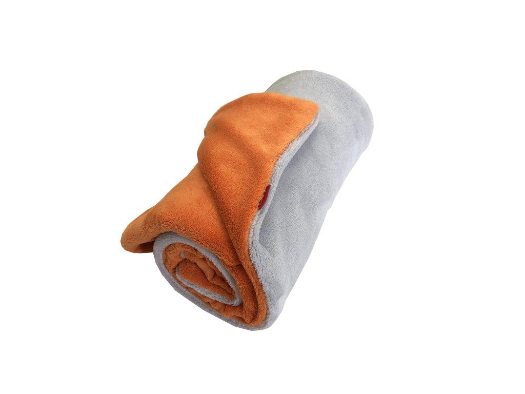 aesthetic deka mikroplys seda svetla oranz 640