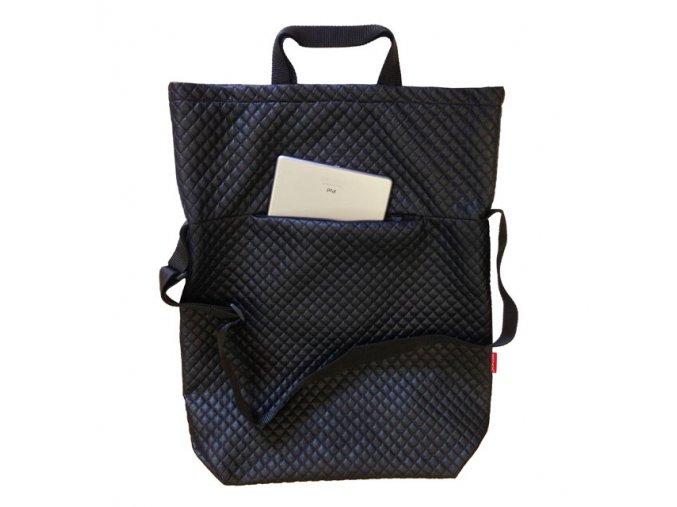 Taška přes rameno/kočárek - Eko kůže - Shopper
