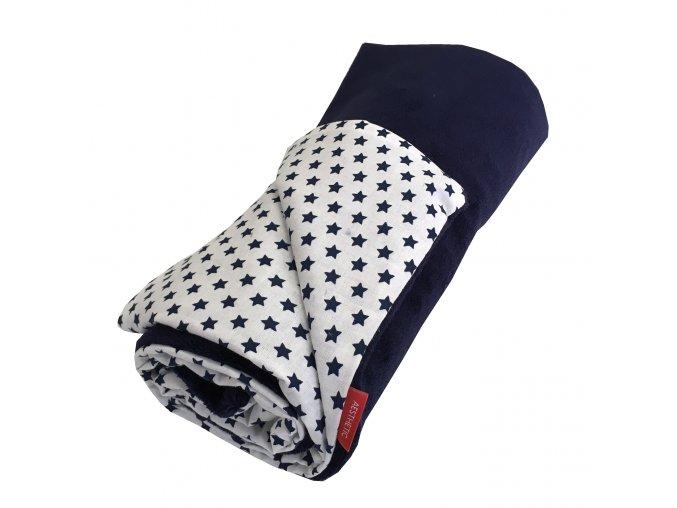 aesthetic deka modra star na bile