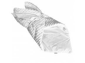 rychlozavinovacka deka minkiy bavlna bila