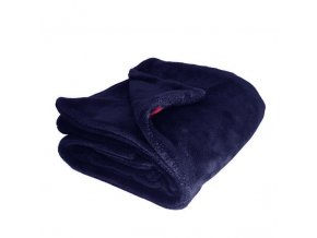 aesthetic deka oboustranna modrá tmava 640