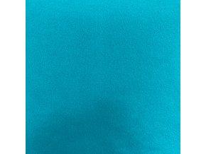 Mikrofleece - tyrkysová