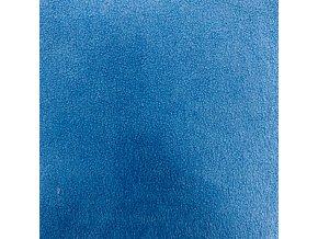 Mikrofleece - modrá mořská