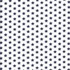 Bavlněné povlečení - STAR modrá na bílé