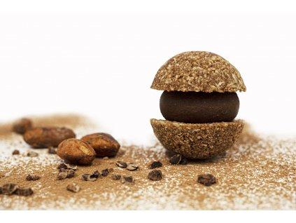 cokoladova makronka 1