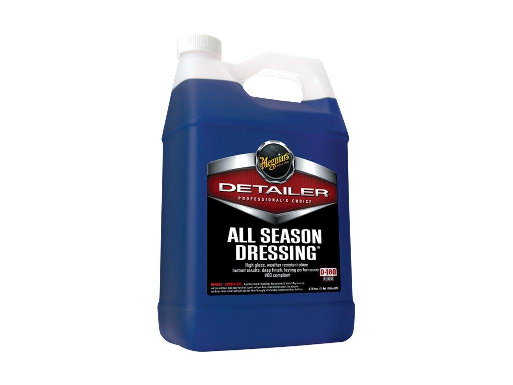 68762 meguiar s all season dressing pripravek pro renovaci a ochranu exterierovych plastu a pneumatik 3 78 l