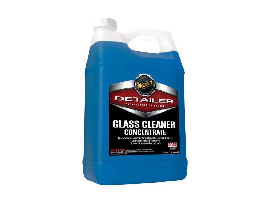 68744 meguiar s glass cleaner concentrate profesionalni cistic sklenenych ploch 3 78 l