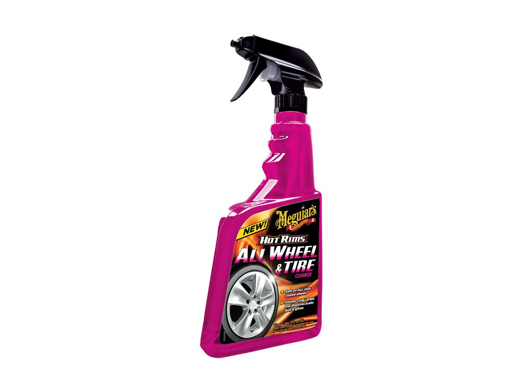 69191 meguiar s hot rims all wheel tire cleaner cistic na kola a pneumatiky 710 ml