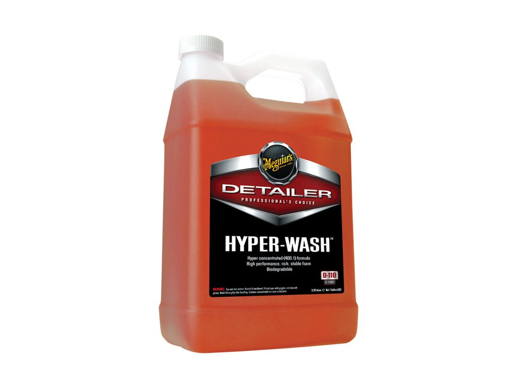68723 meguiar s hyper wash 3 78 l extremne koncentrovany profesionalni autosampon