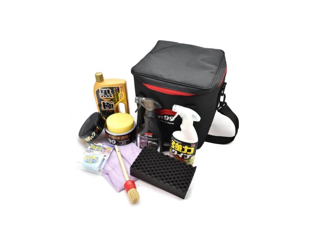 Soft99 Basic Kit Dark & Black Ba