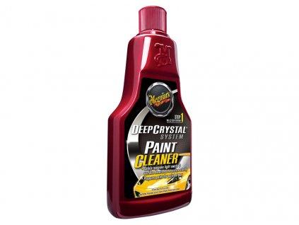 68690 meguiar s deep crystal step 1 paint cleaner lestenka pro odstraneni lehkych defektu laku 473 ml