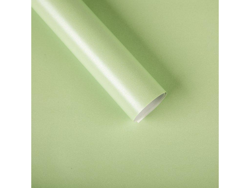 zelená perláž