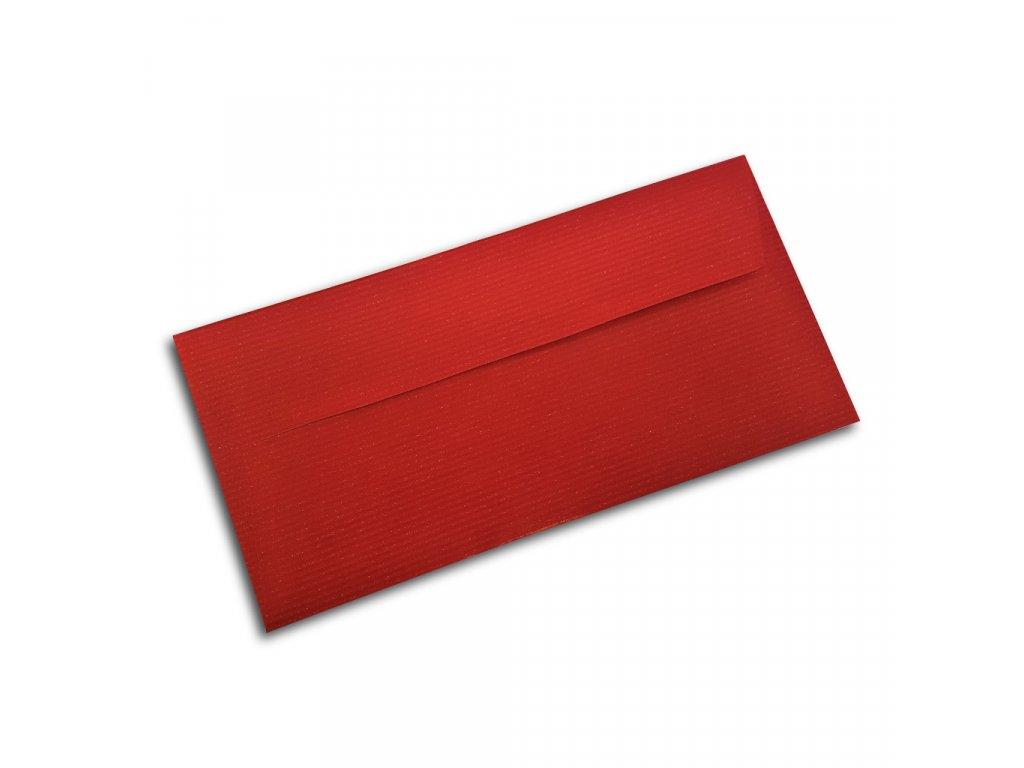 darkova obalka na penize natur cervena