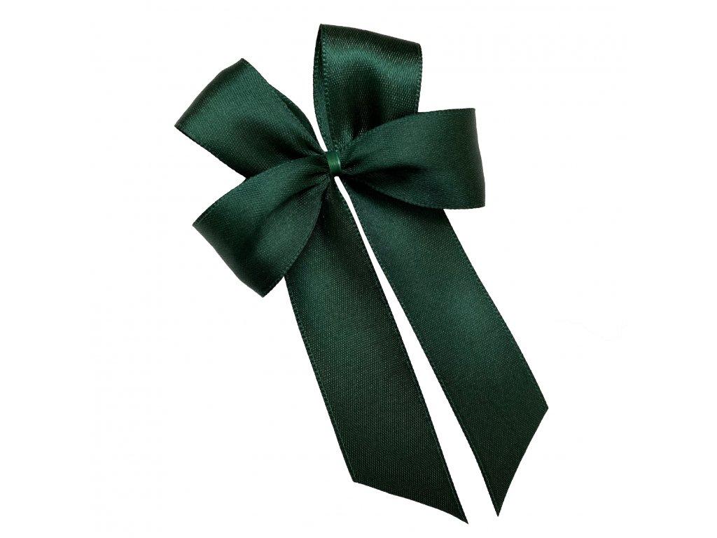 bow dark green