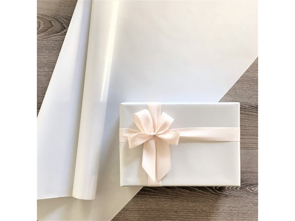 balici papir arch perletovy bily