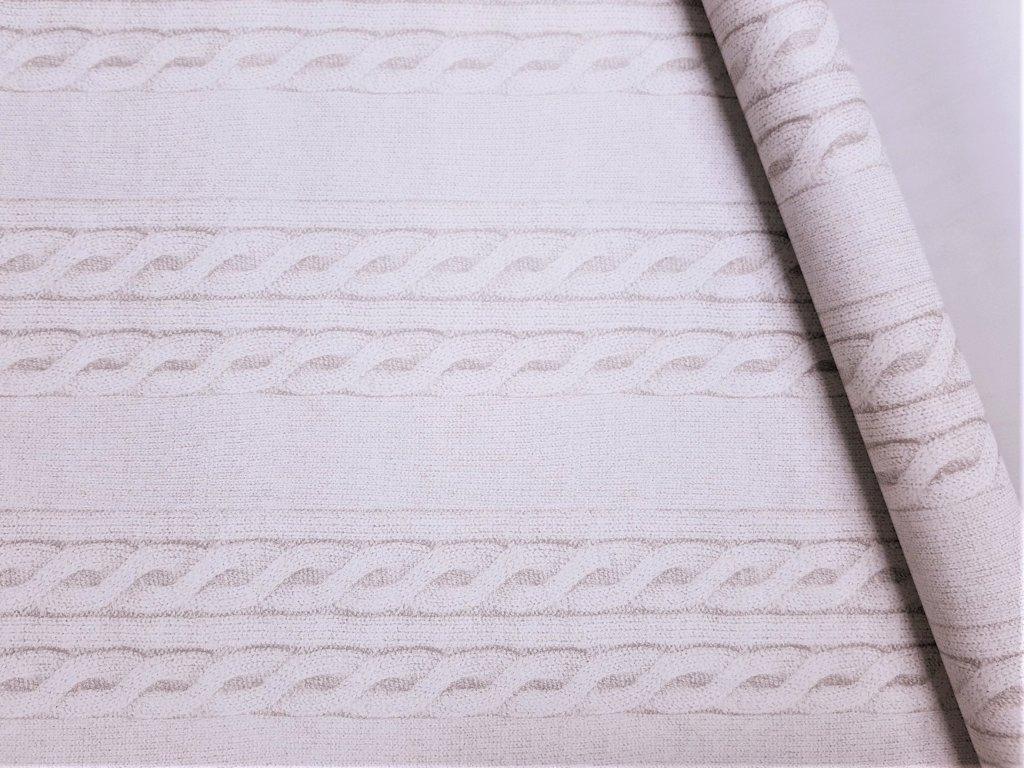 balici papir svetr pleteny vanocni