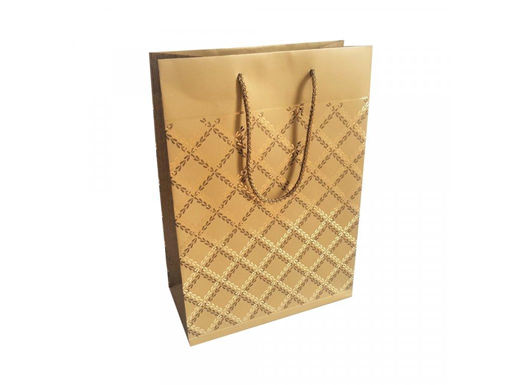 Darkova taska zlata karovana
