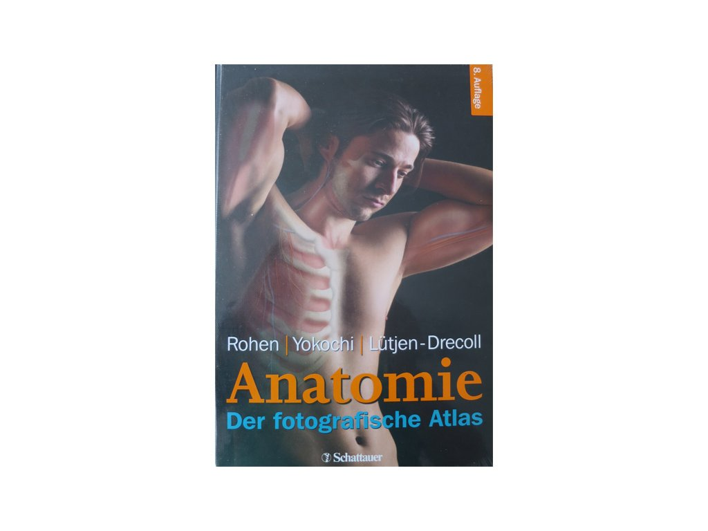 kniha anatomie de 2017