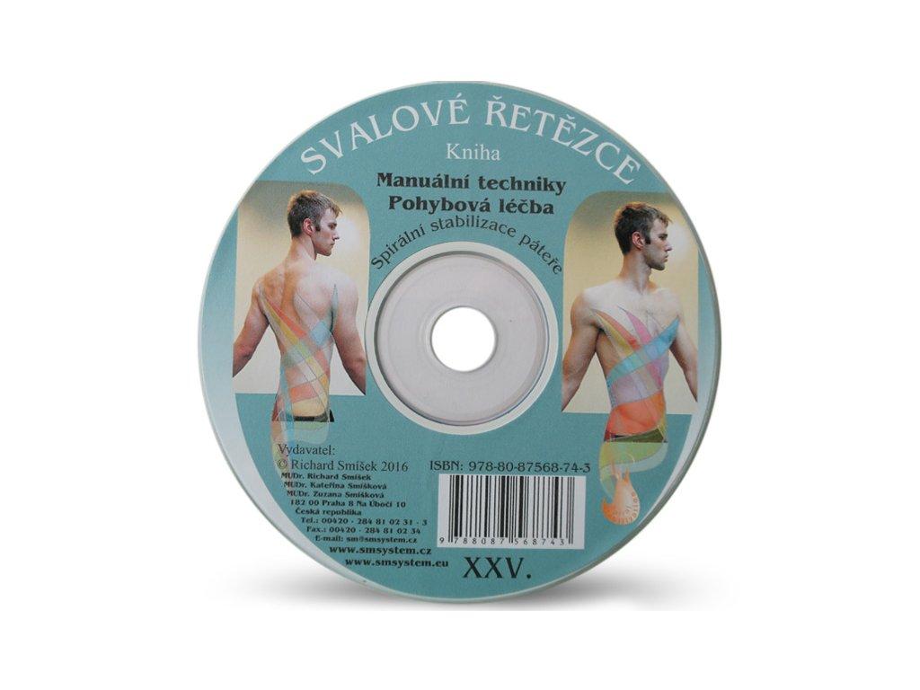 cd kniha svalove retazce 2017