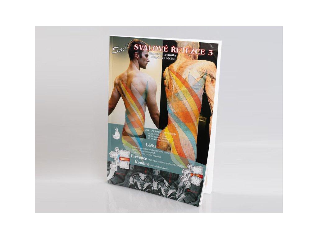 kniha svalove retazce 3