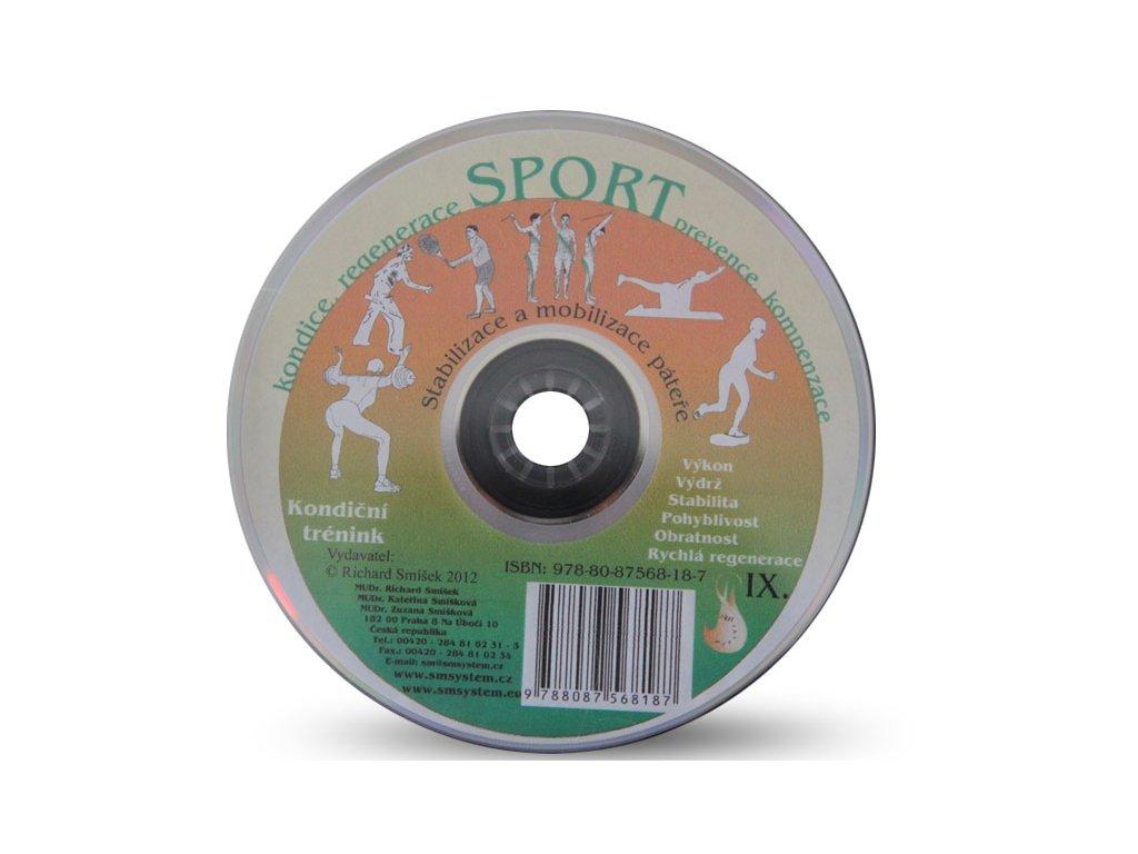 kondice regenerace sport