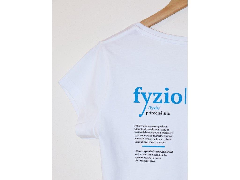 "Fyzio tričko ""Zo Slovníku"" (dámske)"