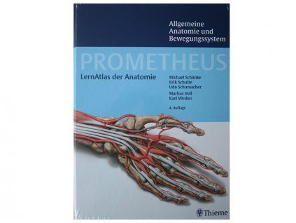 kniha prometheus de