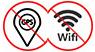 Rušičky GPS/WiFi