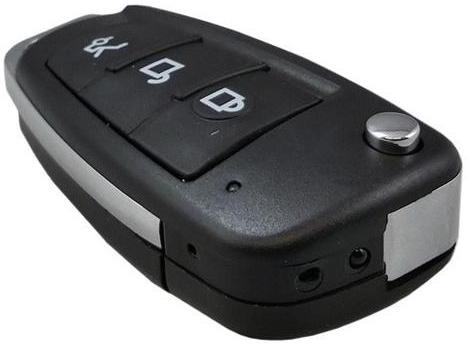 Klíče s kamerou