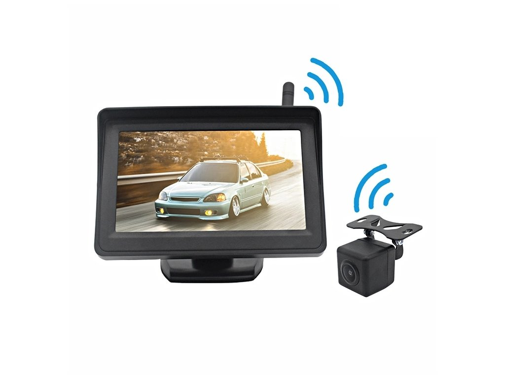 4 3 inch Monitor Back Up Car