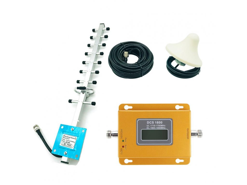 CDMA 3G 4G 2100MHz LCD 3G Mobile Phone Signal Booster Repeater Amplifier Mobile Phone Signal Repeater (2)